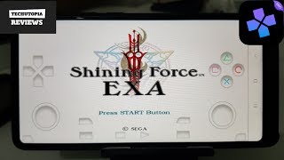 Shining Force EXA DamonPS2 Pro PS2 Games on smartphones/Android/New emulator for PS2 Console