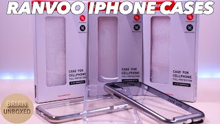 Ranvoo iPhone X/XS Cases - Review