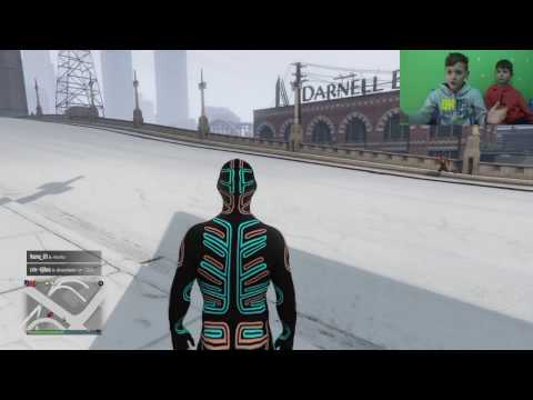 GTA 5 ONLINE GAMEPLAY CAZZEGGIO