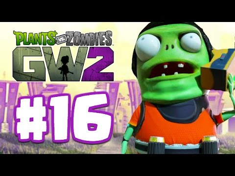 IMP & Z-MECH TOP PLAYER! | Plants Vs Zombies Garden Warfare 2 | Garden Warfare 2 BETA Part 16