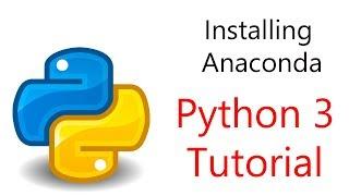 Installing Anaconda (Windows) and Basic Conda commands