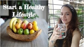 Hi everyone! in this video i will give few tips to start a healthy lifestyle by changing small things your life. hope you enjoy and like my post. pl...