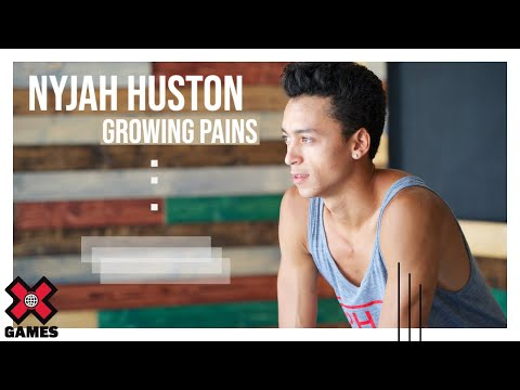 Nyjah Huston's Growing Pains - ESPN X Games