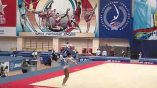 Seda Tutkhalyan - Russian Nationals 2016 - FX 15.000
