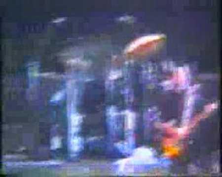 THE STRANGLERS LIVE LEICS 1990 - TANK.