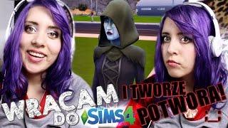 #43 The Sims 4 - WRACAM i tworzę POTWORA! O.o