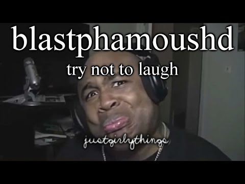 JustGirlyThings | #BlastphamousHD Try Not To Laugh (Impossible Challenge) #6