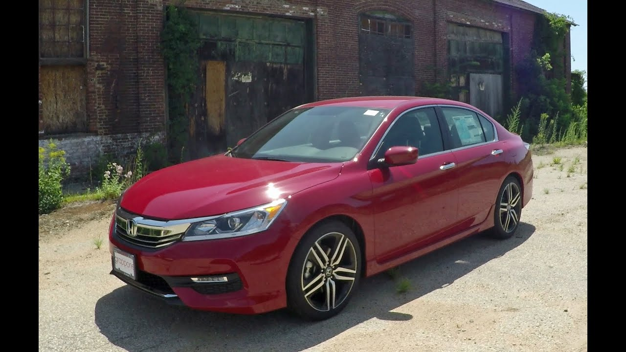 Superior 2017 Honda Accord Sport | Road Test U0026 Review   YouTube