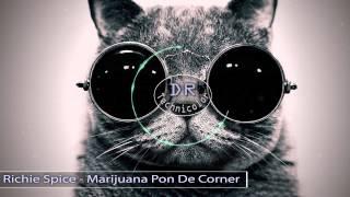 Richie Spice – Marijuana Pon De Corner (HD)