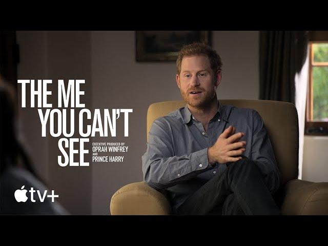 """TV+ : bande-annonce du docu-série """"The Me You Can't See"""" d'Oprah Winfrey et du prince Harry"""