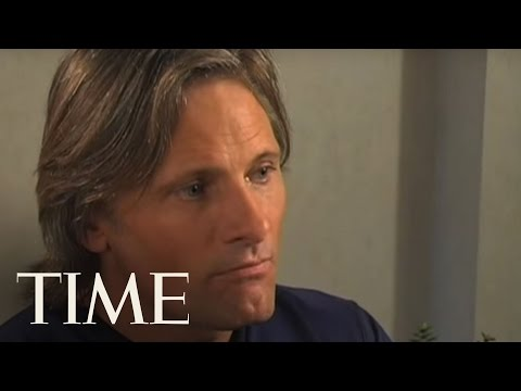 Viggo Mortensen  10 Questions  TIME