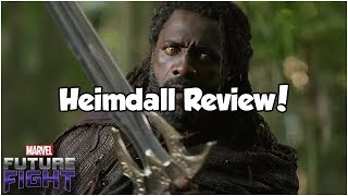 Heimdall Review! - Marvel Future Fight