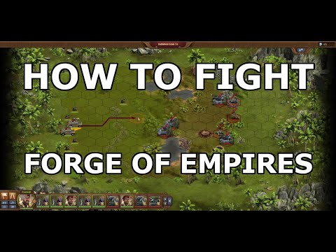 Forge Of Empires: Fighting Strategy