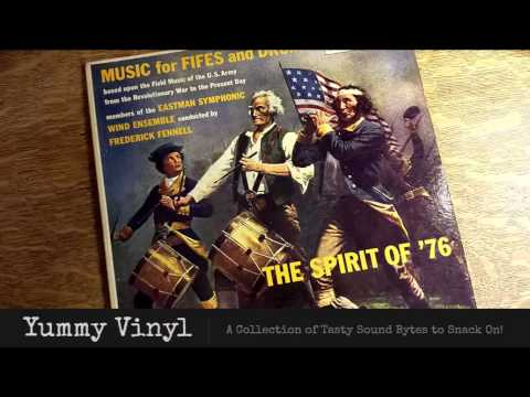 Music for Fifes and Drums  The Spirit of 76