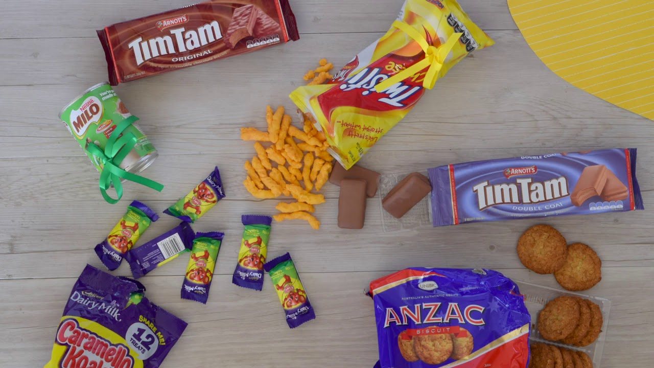 20 Aussie Treats To Take Overseas Australian Souvenirs And