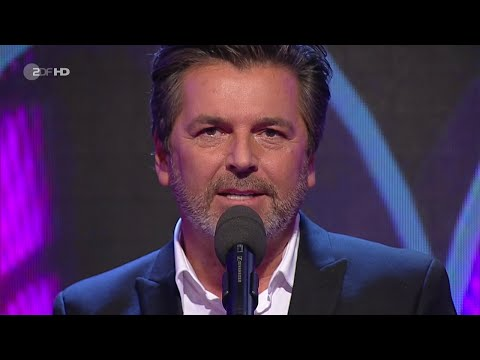 Thomas Anders Medley (Cheri, Cheri Lady Brother Louie You're My Heart You're My Soul) Guten Rutsch!
