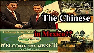 The Chinese Takeover is starting! RED STAR Tanks in Mexico PREPARE (RED DAWN)