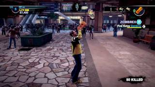 Dead Rising 2: Walkthrough - Part 2 - Royal Flush Plaza - Let