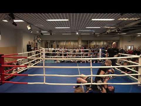 MMA EMV 2018 - 8 - Kristjan TÕNISTE vs Mihkel VESTER (3D Treening)