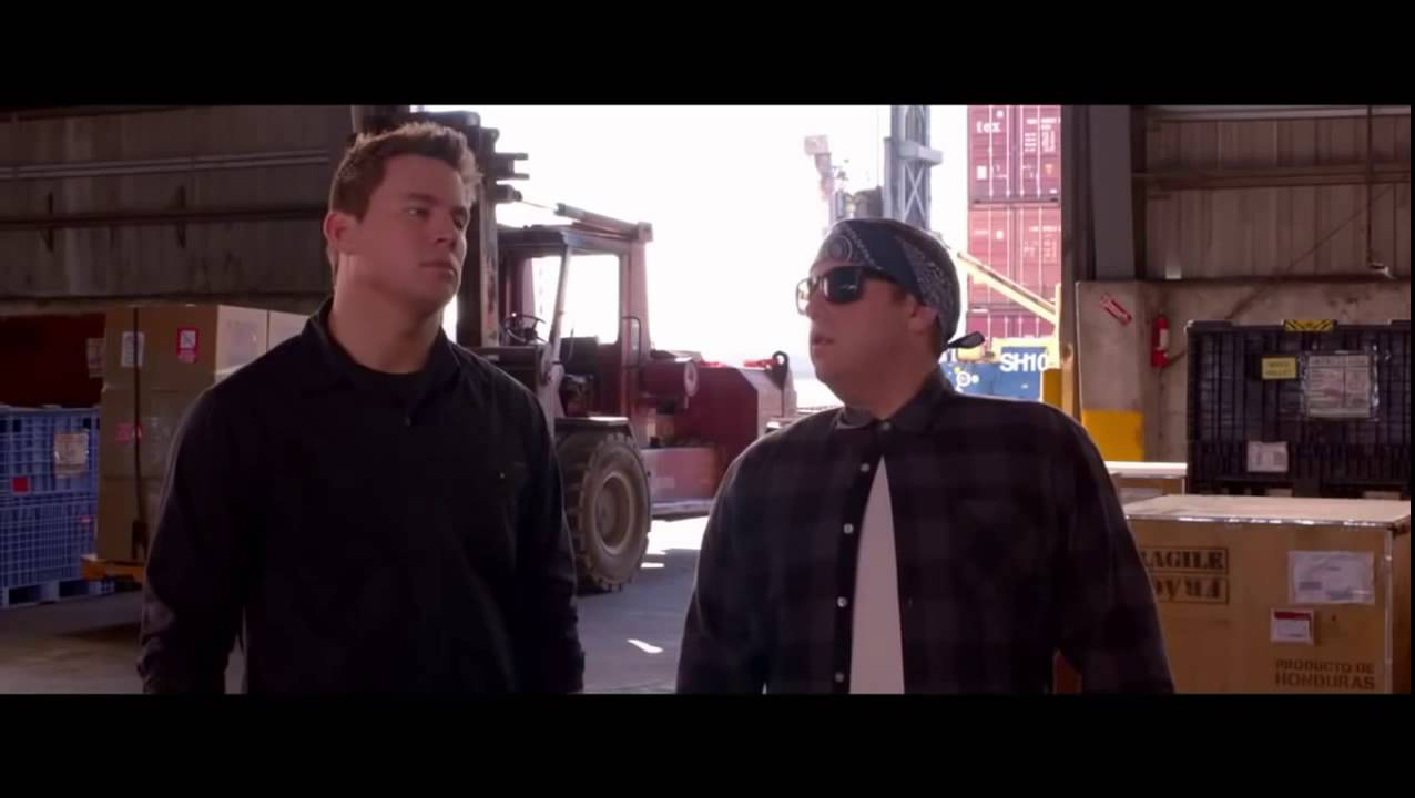 My name is Jeff Vine Original HD - YouTube