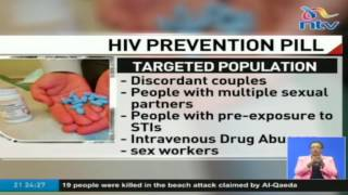 Kenyans to get access to HIV prevention pill PrEP