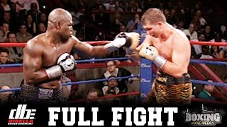 JAMES TONEY vs. VASSILIY JIROV | FULL FIGHT |