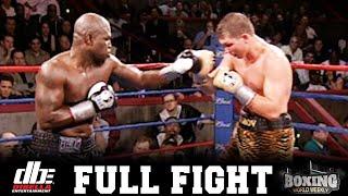 JAMES TONEY vs. VASSILIY JIROV   FULL FIGHT  