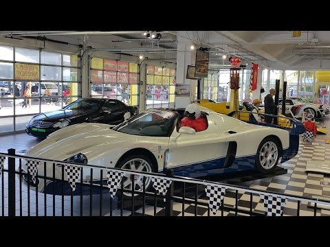 The World's Most Bizarre Hyper Car Collection: The Swap Shop