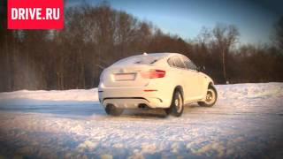 BMW X6 M — За кадром 1(DRIVE-TEST спортивного кроссовера BMW X6 M — http://www.drive.ru/bmw/drive-test/2010/03/17/3221938/becpereboynik.html., 2010-03-17T11:43:17.000Z)