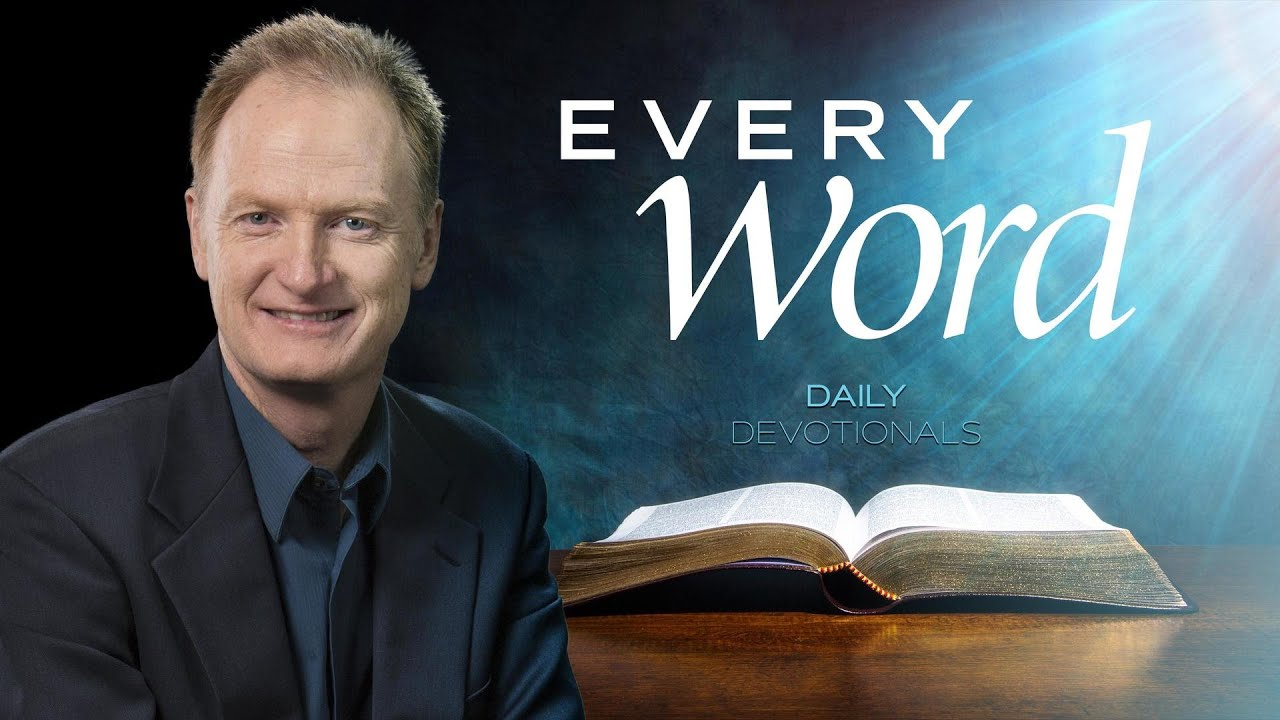 Every Word - Live Like You Believe It
