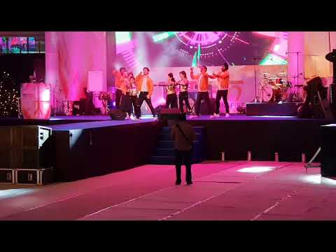 Encore Capital Group Dance Performance | Urban Singh Crew