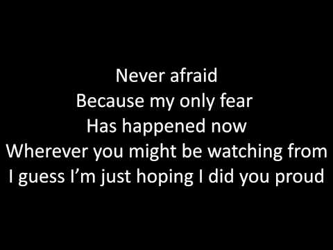 Timeflies - Someone Like You Lyrics