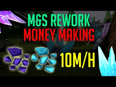 MS Rework INSANE MONEYMAKING Per Hour 10m H Short Lifespan