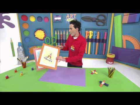 Art Attack - Dessin sportif - Sur Disney Junior - VF