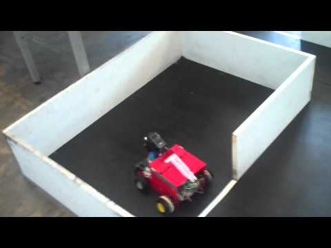 Animo Pat Brown Firefighting Robot