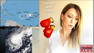 A 'Knockout Blow' Coming To America? Harvey, Now Irma Turning Into Monster Hurricane…