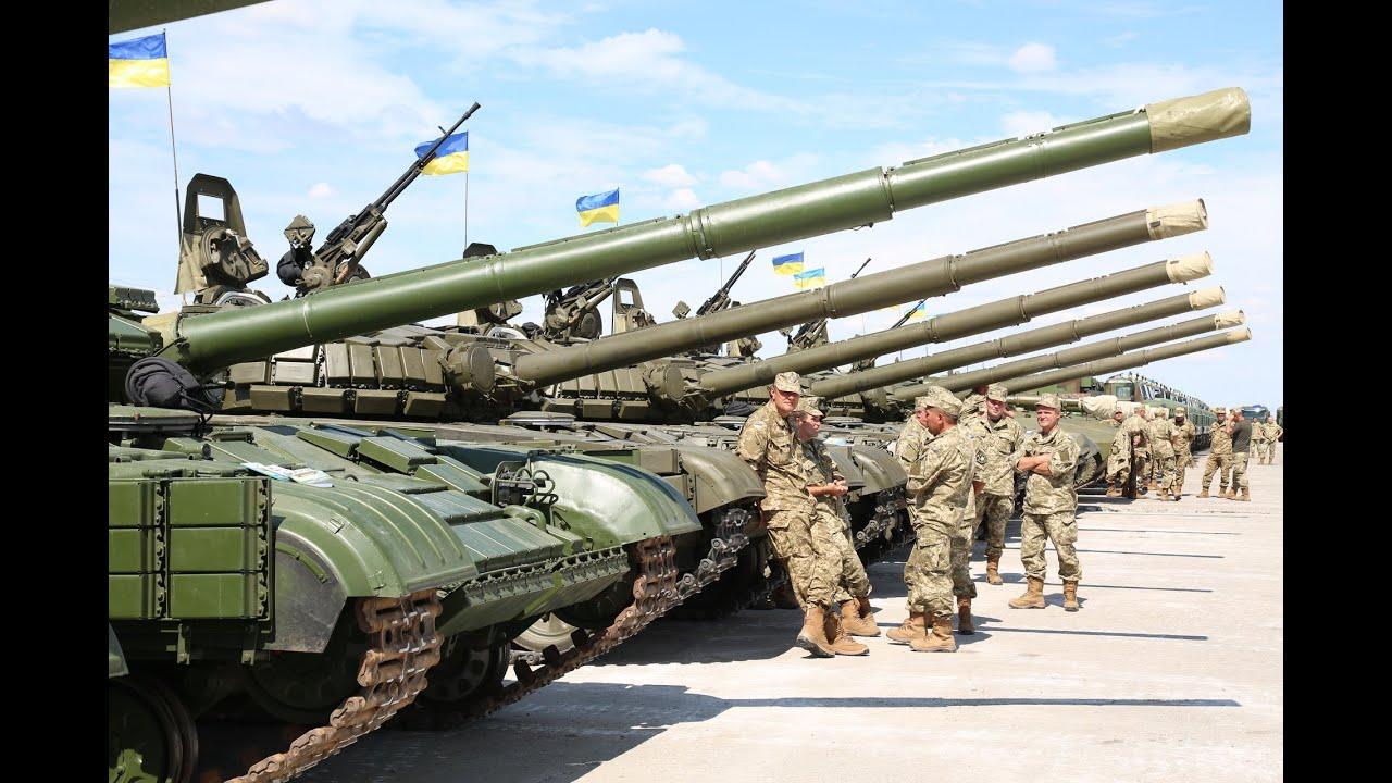 Украинская армия стала одной из самых боеспособных в Европе. Героизм наших воинов - залог победы над врагом, - Турчинов - Цензор.НЕТ 5826