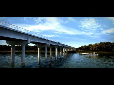 GAUFF - Le projet de construction de la route Port-Gentil - Omboué