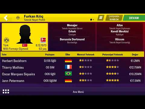 Football manager 2019 mobile best tactic fm 19 mobile fmm19 en iyi taktik