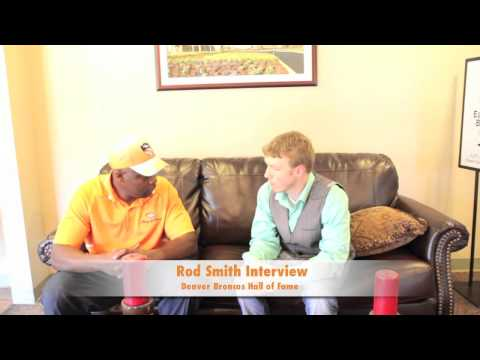 rod smith denver broncos interview 7-31-15