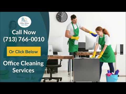 Office Shines Cleaning Houston Businesses - Office Cleaning