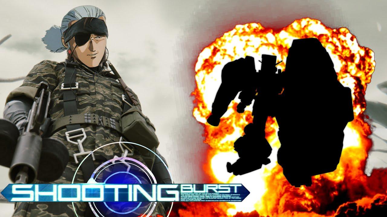 Maxi Boost ON - War Has Changed | Gundam GP02 Shooting Burst Gameplay
