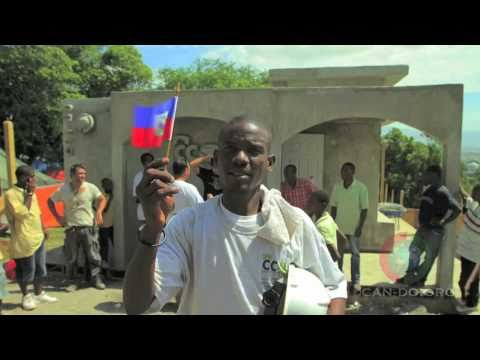 Creative Composite Solutions Project Haiti 2010