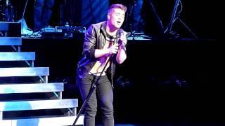 Joe McElderry Love Story at Royal Festival Hall, London 27.11.11