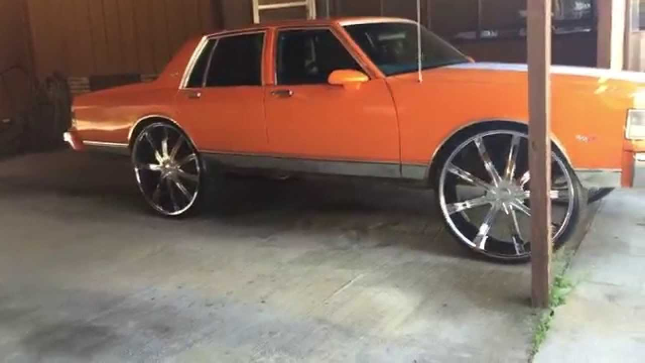 Chevy On 30s