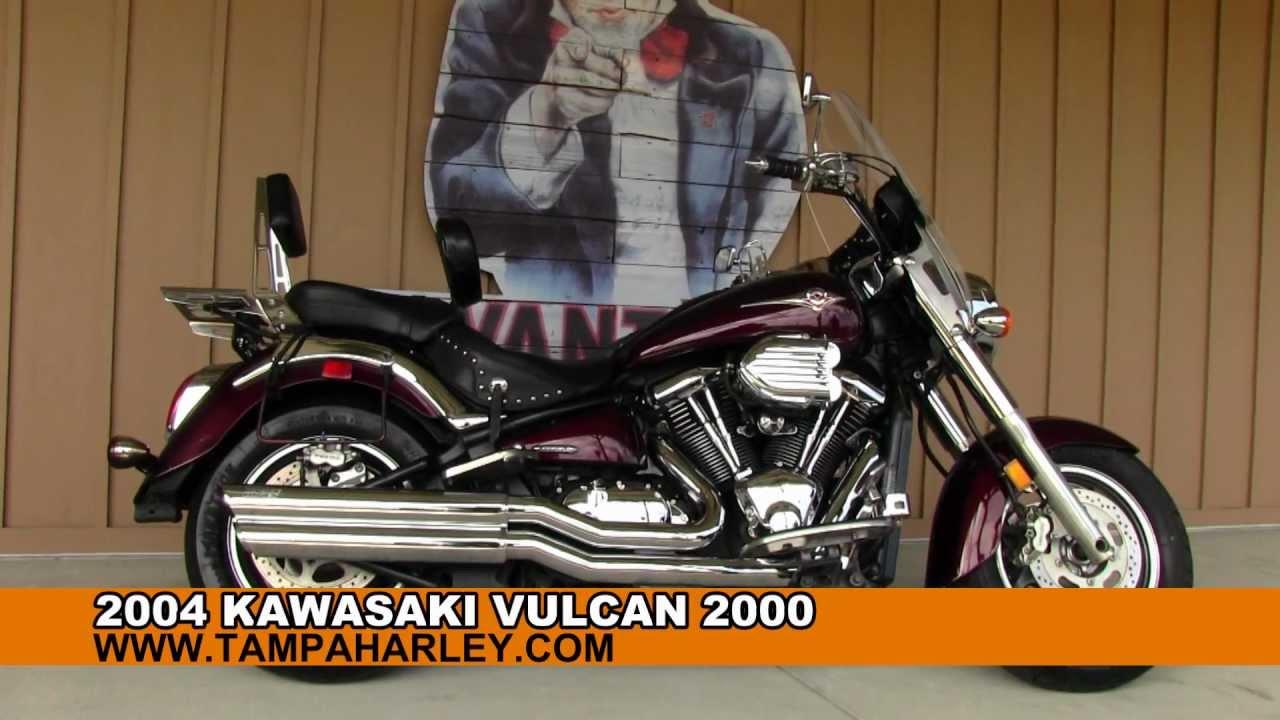 Kawasaki vulcan 2000 for sale