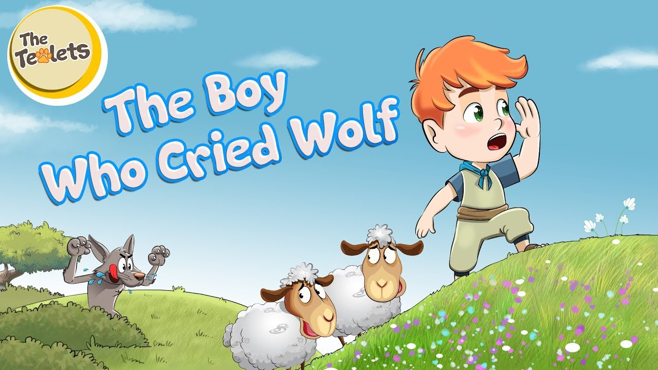 The Boy Who Cried Wolf Musical Story I Bedtime Story I Fables I Moral Story I The Teolets - YouTube