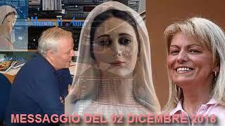 Padre Livio: Messaggio Della Madonna di Medjugorje dato a Mirjana il 02 Dicembre 2018