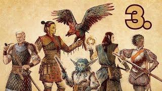 Тайна потерянной экспедиции - разрушаем мир Pillars of Eternity II: Deadfire