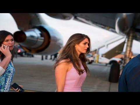Hope Hicks Will Be Trump's Interim Communications Director